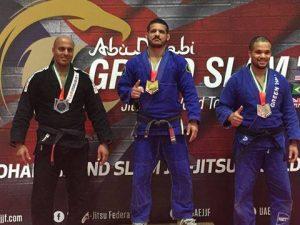 debuter premiere competition en jiu jitsu