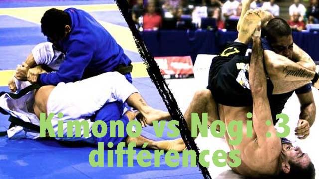 gi nogi kimono grappling jiu jitsu technique conseils