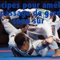 passage de garde jiu jitsu technique
