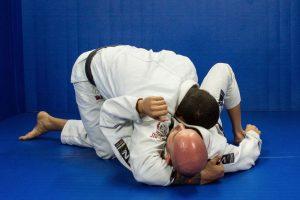 passage de garde fermée jiu jitsu