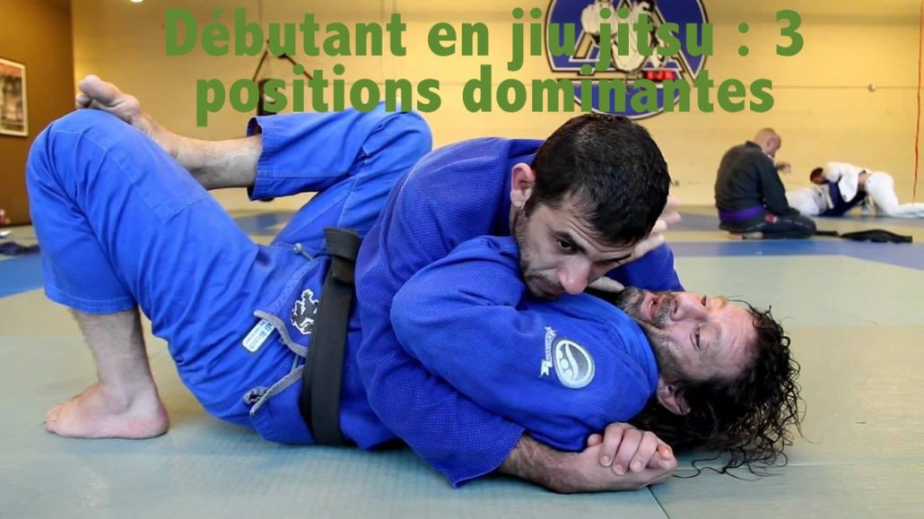 technique de base debutant jiu jitsu bresilien