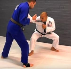 relevé technique JJB jiu jitsu