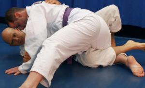 jiu jitsu techniques demi garde half guard