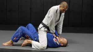 position montée jiu jitsu brésilien technique position conseils