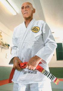 helio gracie jiu jitsu bresilien fondateur legende JJB maitre