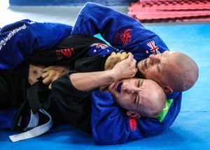 jjb dos position fondamentale etranglement arrière jiu jitsu jjb