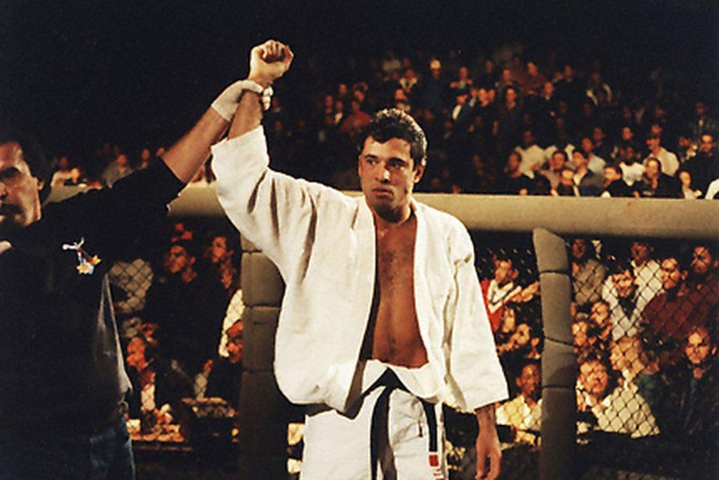 jiu jitsu UFC