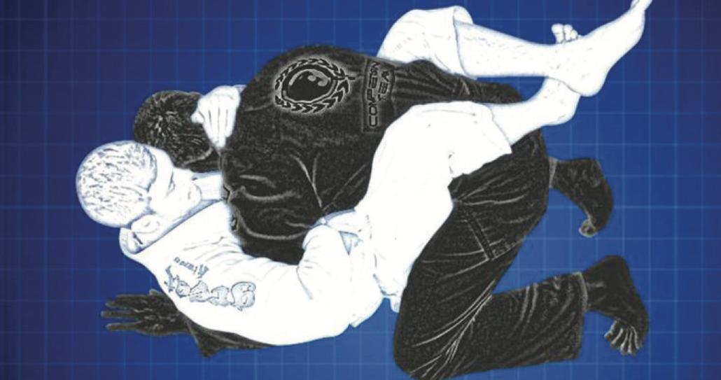 casser le posture renversements garde fermee