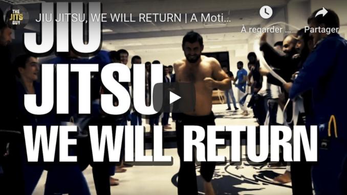 jiu jitsu retour